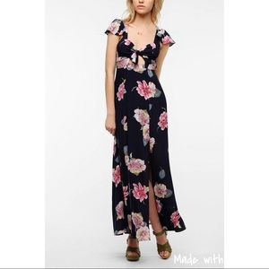 Reformed by Reformation Maxi Dress